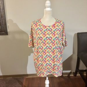 LuLaRoe Women's Irma Top